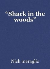 """""""Shack in the woods"""""""