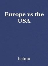 Europe vs the USA