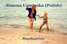 Simona Urminska (Polish)