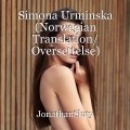 Simona Urminska (Norwegian Translation/ Oversettelse)