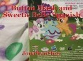 Button Mash and Sweetie Belle Spanish