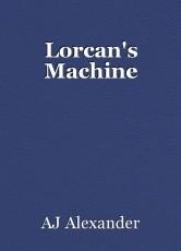 Lorcan's Machine