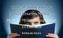 Online Learning Library Courses Creative Writing – Mystery Writing Assignment 10 Realisms