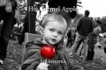 His Carmel Apple