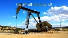 It's still all about the oil