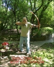 SHOOTING THE BOW AND ARROW