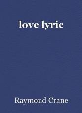 love lyric