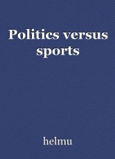 Politics versus sports