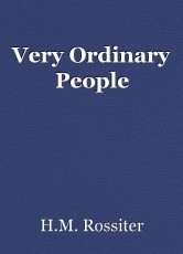 Very Ordinary People