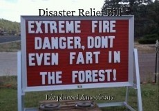 Disaster Relief Bill
