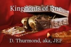 Kingdoms of Rue