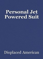 Personal Jet Powered Suit