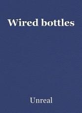 Wired bottles