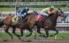 151st Belmont Stake June 8th