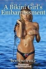 A Bikini Girl's Embarrassment