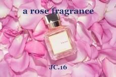 a rose fragrance