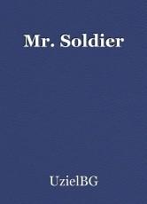 Mr. Soldier