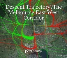 Descent Trajectory?The Melbourne East West Corridor