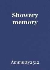 Showery memory