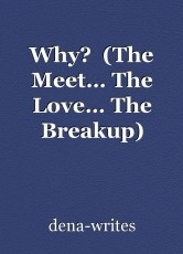 Why?  (The Meet… The Love… The Breakup)