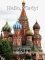 Hello, Vlady!