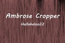 Ambrose Cropper
