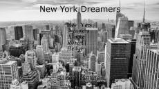 New York Dreamers