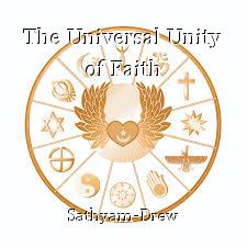 The Universal Unity of Faith
