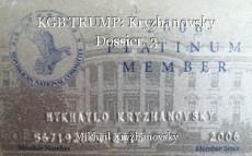 KGB TRUMP: Kryzhanovsky Dossier. 3