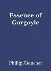 Essence of Gargoyle