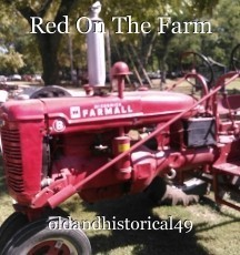 Red On The Farm