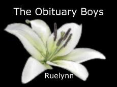 The Obituary Boys