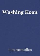 Washing Koan