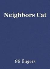 Neighbors Cat