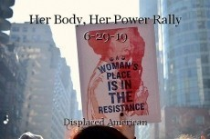 Her Body, Her Power Rally 6-29-19