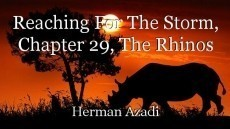 Reaching For The Storm, Chapter 29, The Rhinos