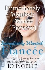 Immediately Wanted: Fiancée (Preview)