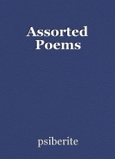 Assorted Poems
