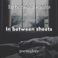 In between sheets