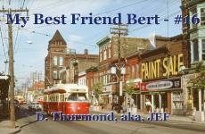 My Best Friend Bert - #16