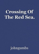 Crossing Of The Red Sea.