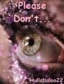 Please, Don't...