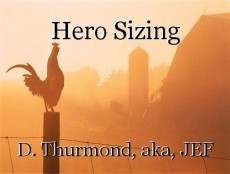 Hero Sizing