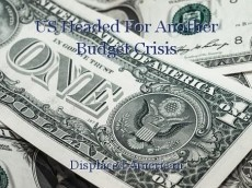 US Headed For Another Budget Crisis