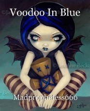 Voodoo In Blue