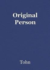Original Person