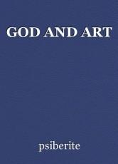 GOD AND ART