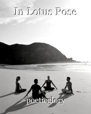 In Lotus Pose