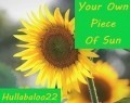 Your Own Piece Of Sun