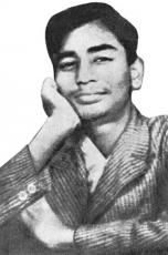 Shukanto Bhattacarya - known as a young Bengali poet of hunger and revolution